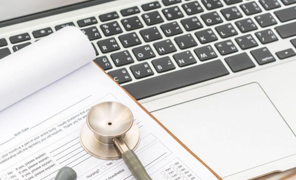 emissao de documentos medicos por meio eletronico