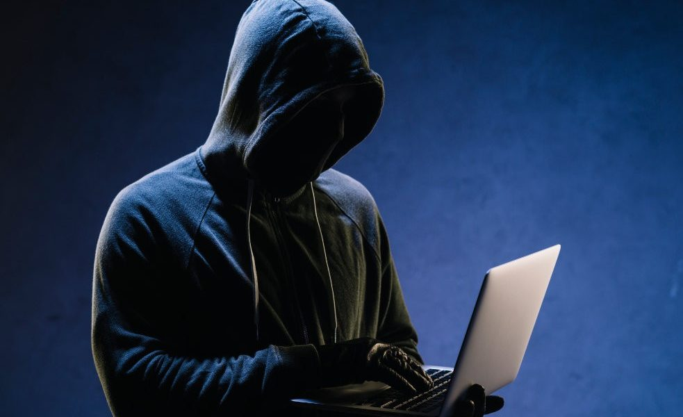 Genérico Impressões digitais a venda no mercado de cibercrimes
