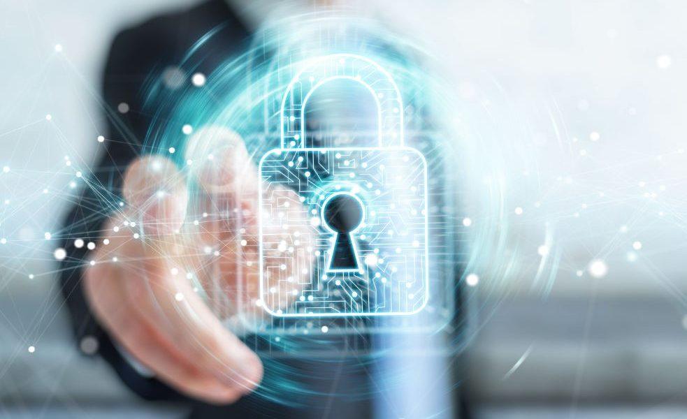 Genérico Plataforma Vormetric proteção de dados e LGPD