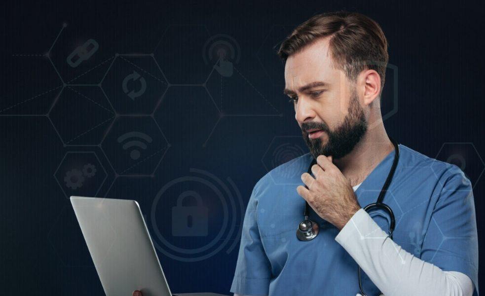 O setor de saúde em risco um resumo dos ataques cibernéticos de 2019 e o...